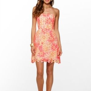 Lilly Pulitzer Rana Resort Sunkissed Truly Dress